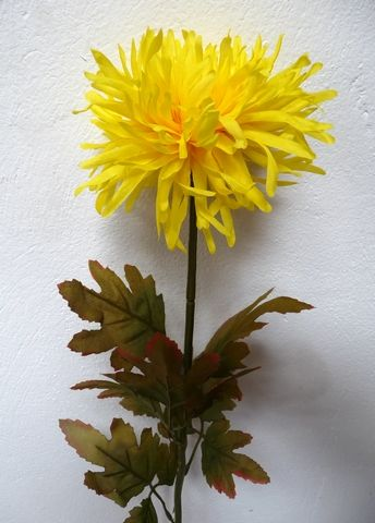 Artificial Chrysanthemum Silk Flower Just Artificial