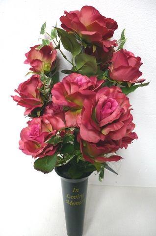 Rose Cone Arrangement