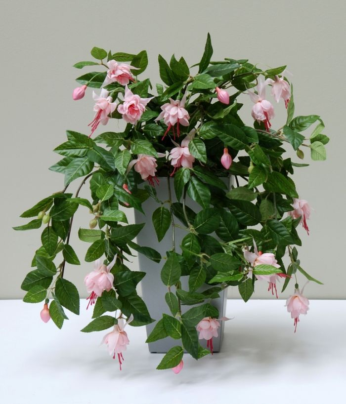 Artificial Silk Trailing Fuchsia Just Artificial