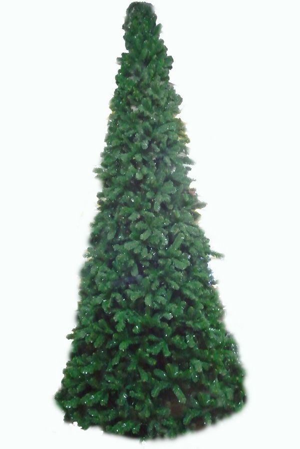 Best 28 Slim Christmas Tree Uk 195cm 6 5ft Pencil
