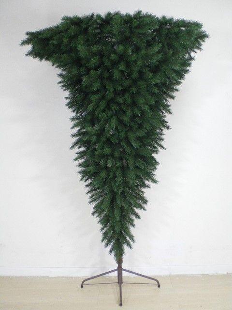 Artificial Christmas Umbrella Tree Just Artificial
