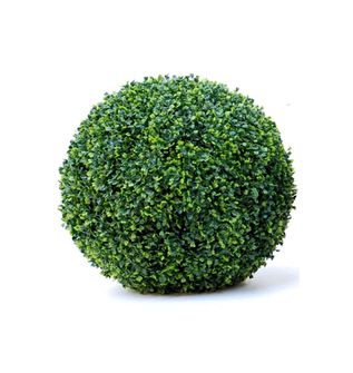 Artificial Topiary Boxwood Balls