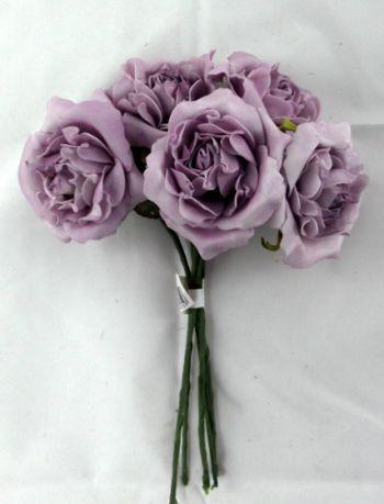Rose Bud Polyfoam Bouquet