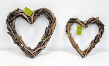 Decorative Wood Heart