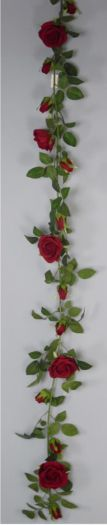 Supreme English Rose Garland