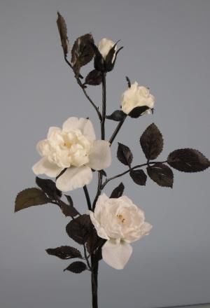 English Mini Rose Single Stem