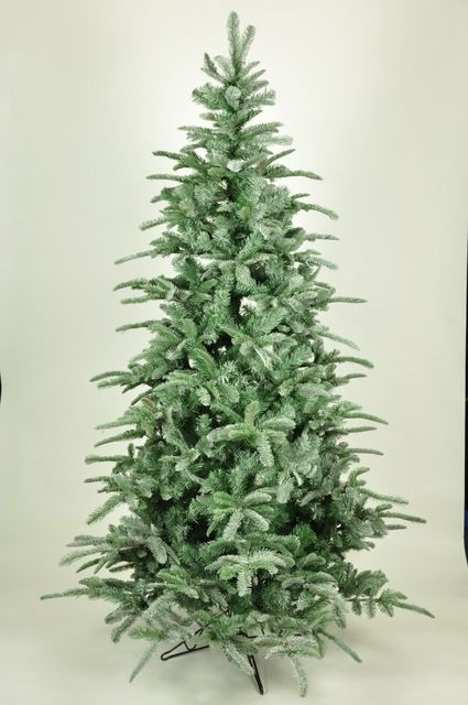 Artificial Hudson Frost Christmas Tree Just Artificial
