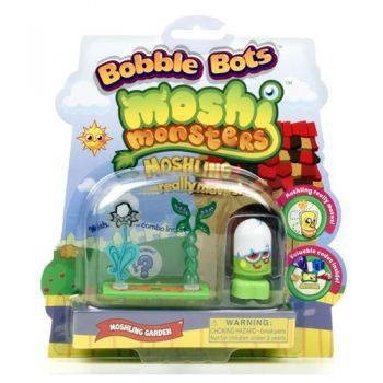 Moshi Monster Bobble Bots