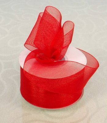 Organza Ribbon 38mm