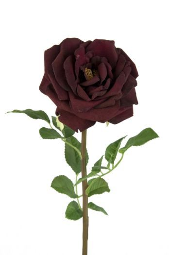 Velvet Rose Single Stem