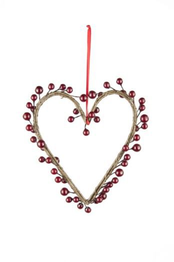 Love Berry Heart Hanger