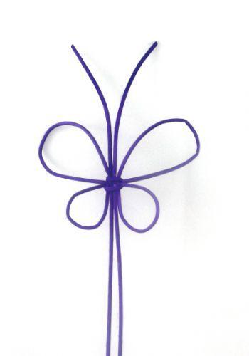Raffia Butterflies