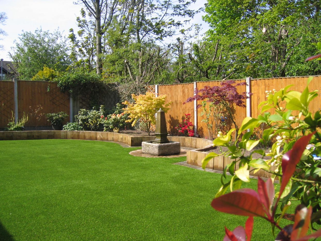 Artificial Luxury Lawn Grass Just Artificial