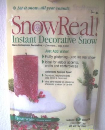 Decorative Snow (Snow Real)