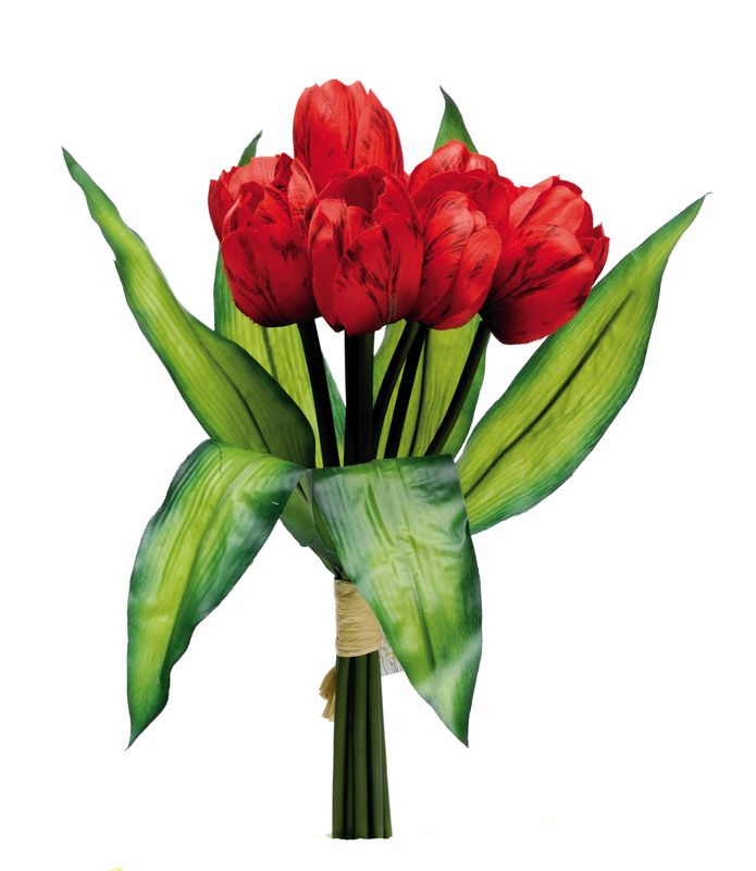 Artificial Silk Tulip Bundle :: Just Artificial