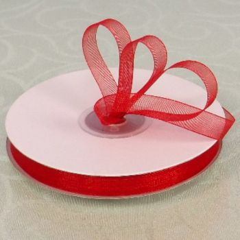 Organza Ribbon 9mm
