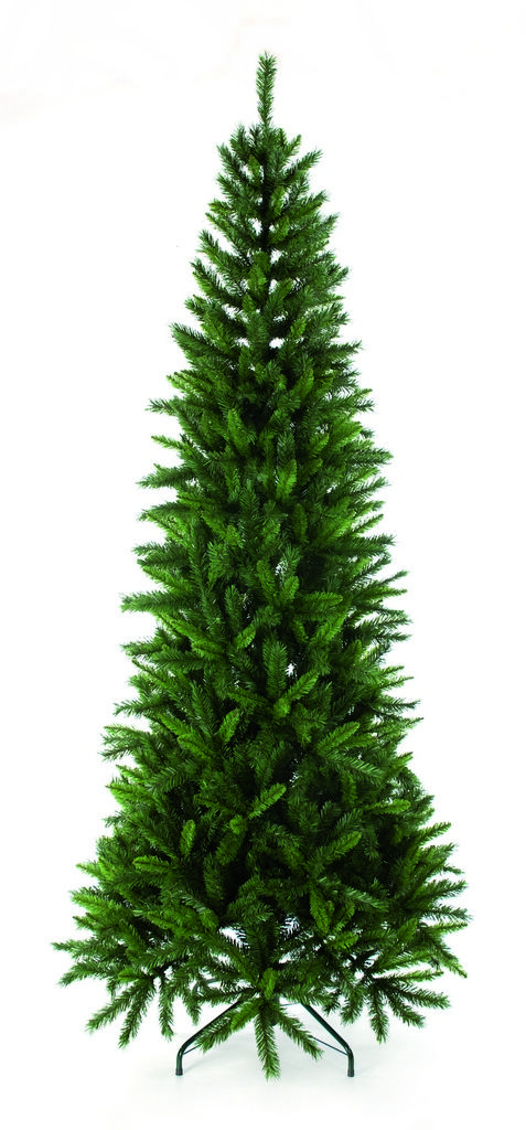 showing our Artificial Regency Slim Fir Christmas Tree