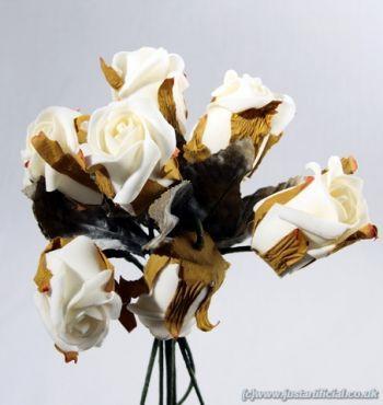 Rose Bud Bouquet Medium