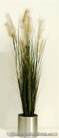 Artificial Bulrush Grass