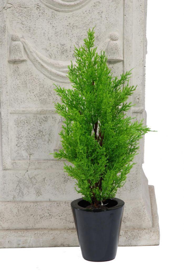 Artificial Plastic Cedar Branch Just Artificial