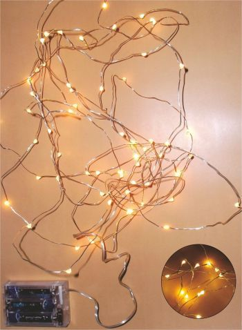 L.E.D. String Lights
