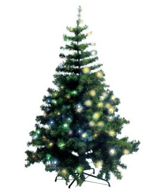 Artificial Christmas Tree Dual LED