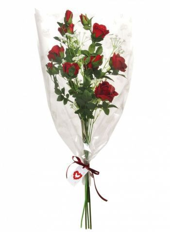 Valentine Rose Bouquet