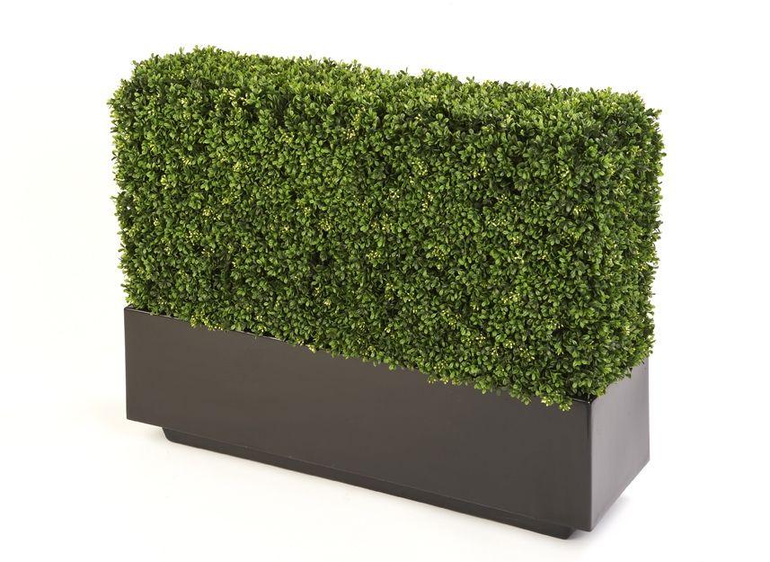 Artificial Bespoke Hedge Building Service Just Artificial