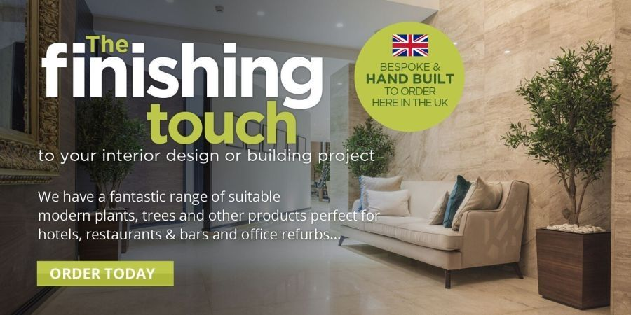 The finishing touch to your interior or design building project