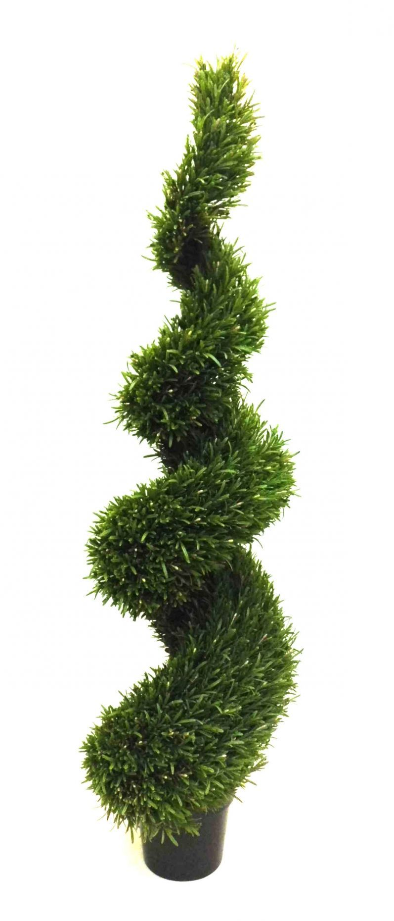 Artificial Rosemary Spiral Tree Just Artificial