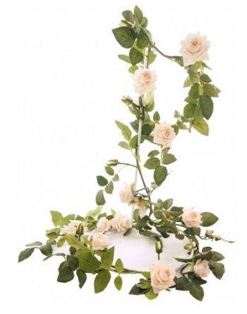 Supreme Open English Rose Garland