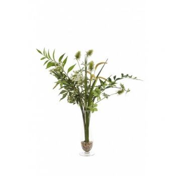 Greenery Mixed Vase Display