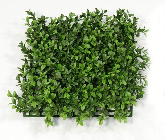 Artificial Buxus UV Hedging Panel