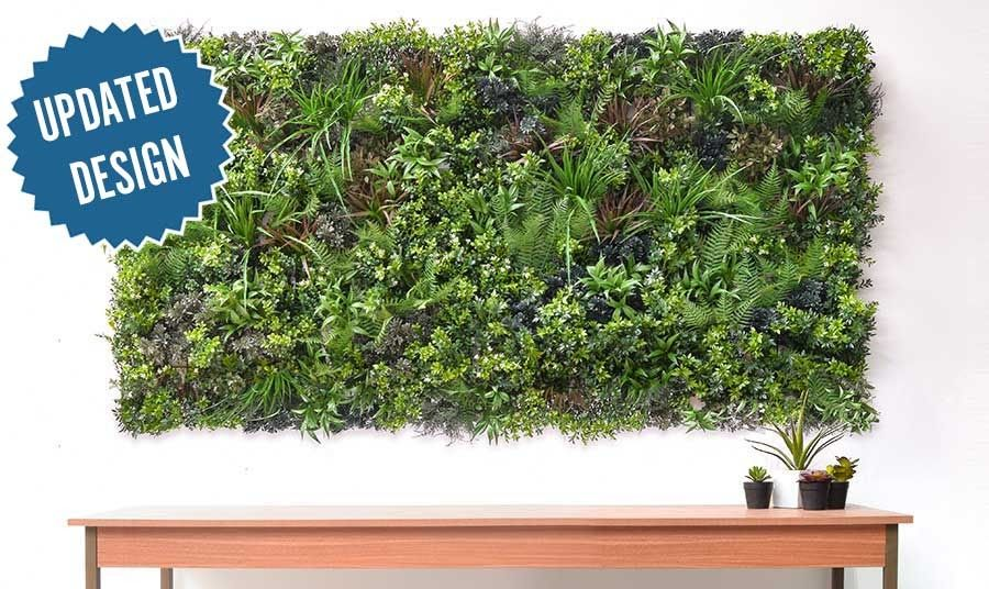 New Artificial Green Wall Panels and Systems - click here