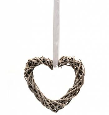 Rustic Decorative Open Heart