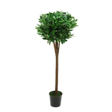 Artificial Silk Laurel Topiary Bay Tree Just Artificial