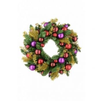 Rouge Royale Wreath