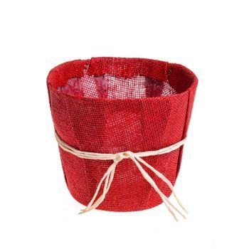 Jute Large Round Pot Holder