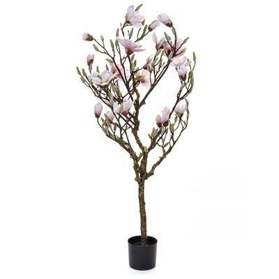 Artificial Silk Magnolia Tree Just Artificial