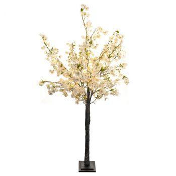 Cherry Blossom Tree With Lights