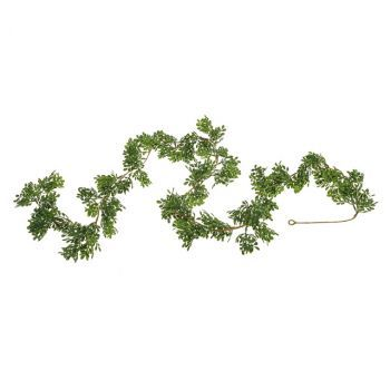 Boxwood Leaf Garland