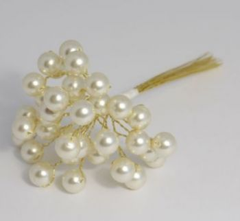 10mm Triple Pearls (12 Bunch)