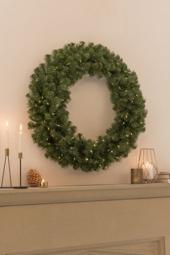 Covington Pine Wreath