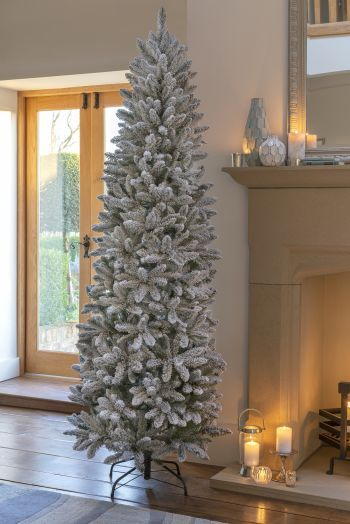 Luxury Snowy Kingswood Fir Artificial Christmas Tree