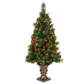 Luxury Crestwood Spruce Artificial Christmas Tree