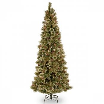 Luxury Artificial Sparkling Pine Christmas Tree