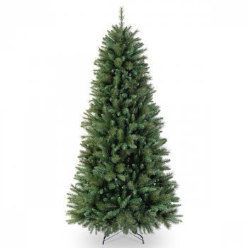 Luxury Rockland Pine Hinged Artificial Christmas Tree