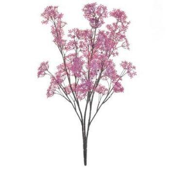 Artificial Silk Blossom Spray FR
