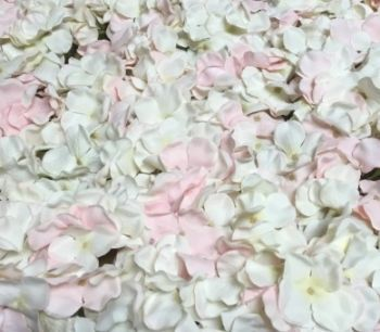 Hydrangea Flower Wall Panel