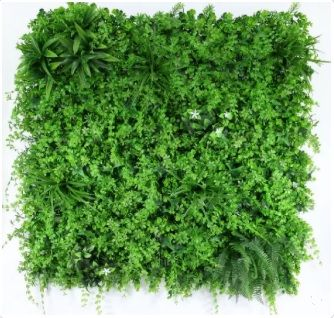Tropical Exterior Green Wall UV